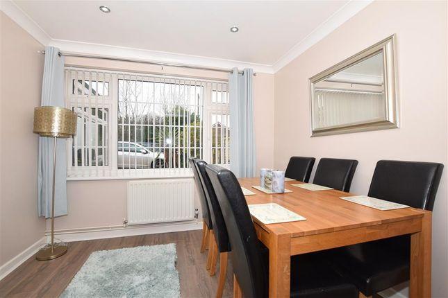 Dining Room of Heath Road, Coxheath, Maidstone, Kent ME17