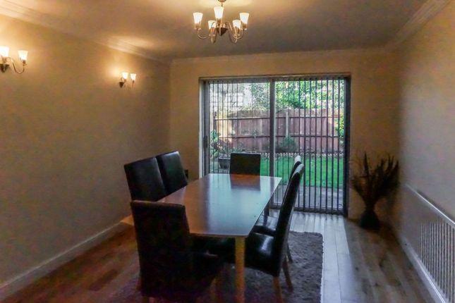 Dining Room of Old Hampton Lane, Westcroft, Wolverhampton WV10