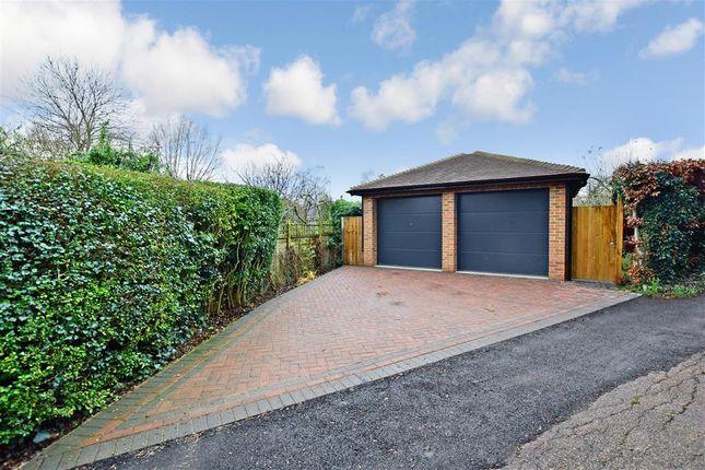 Garage of North Stream, Marshside, Canterbury, Kent CT3