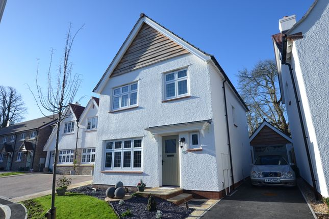 Thumbnail Detached house for sale in Greenwood Court, Bideford