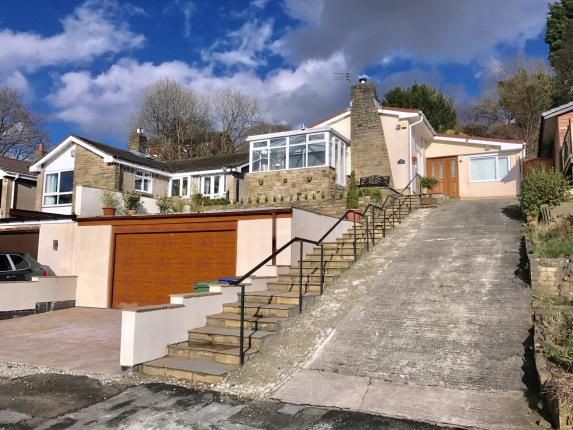 Thumbnail Bungalow for sale in Wellbank, Stalybridge, Greater Manchester