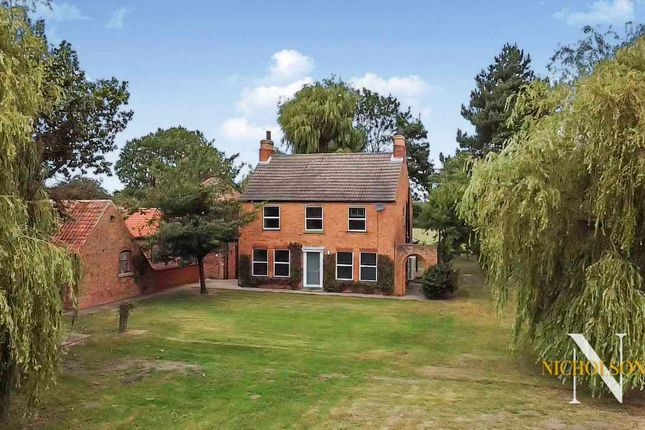 Thumbnail Detached house for sale in Off Smeath Road, Retford, Nottinghamshire