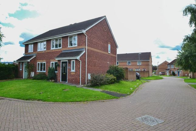 Semi-detached house for sale in Merlin Grove, Leyland