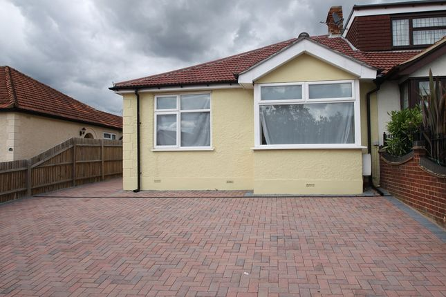 Thumbnail Bungalow to rent in Blackfen Road, Sidcup