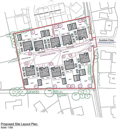 Thumbnail Land for sale in Development Opportunity, Building Land, Located Off Buddleia Close, Healing, Grimsby