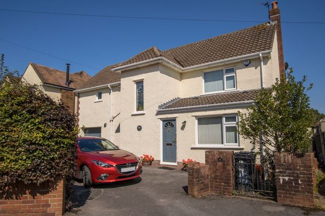 Thumbnail Detached house for sale in Cefn Mount, Dinas Powys