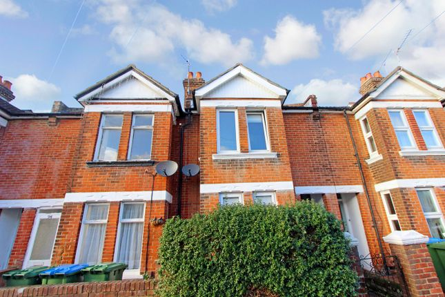 Thumbnail Terraced house for sale in Malmesbury Road, Shirley, Southampton