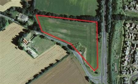 Thumbnail Land for sale in Rendham Road, Saxmundham