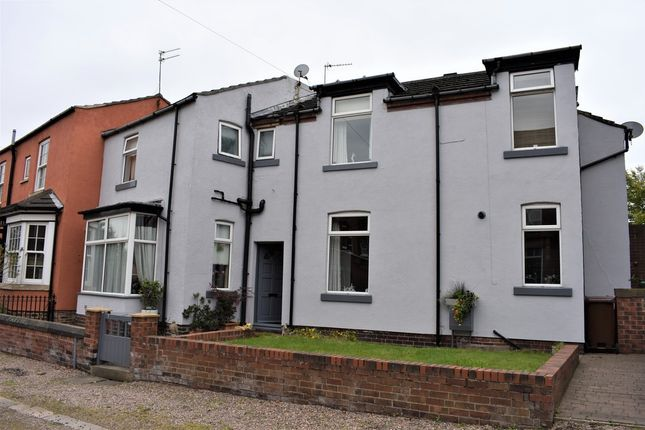 Thumbnail Semi-detached house to rent in Cardigan Terrace, St Johns, Wakefield