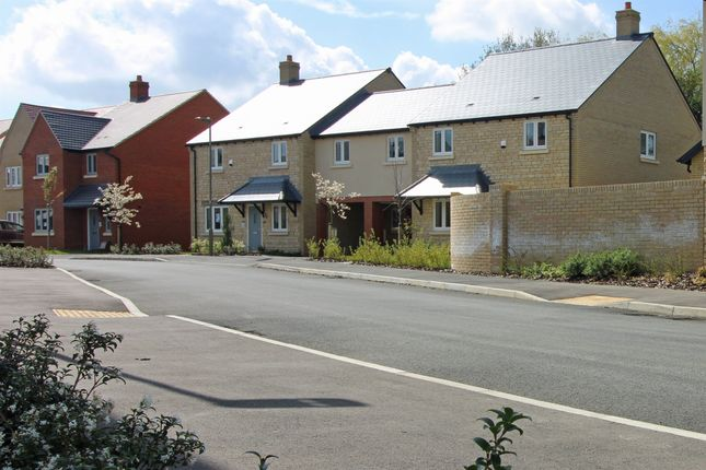 Thumbnail Link-detached house for sale in Cote Road, Aston, Bampton