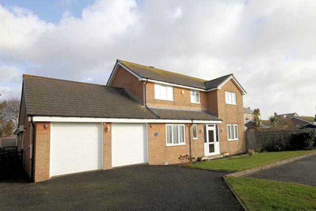 Thumbnail Detached house for sale in Plas Edwards, Tywyn, Gwynedd