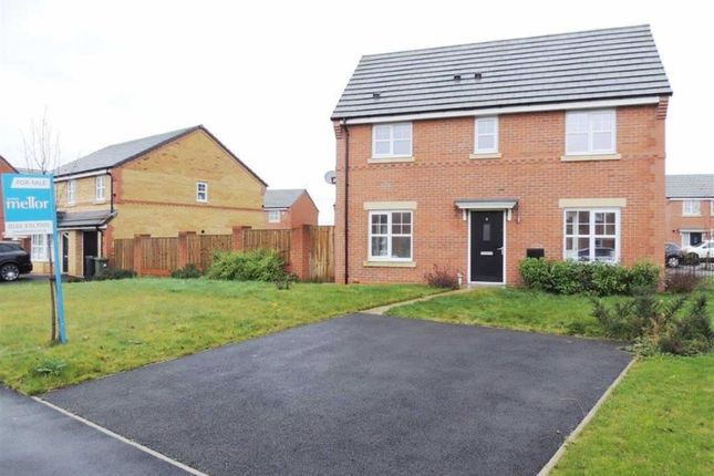 Thumbnail Semi-detached house for sale in Kings Road, Audenshaw, Manchester