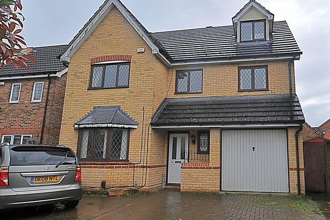 Thumbnail Detached house for sale in Lomond Way, Stevenage