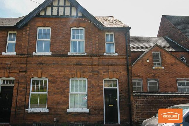 Thumbnail Terraced house for sale in Mill Street, Walsall