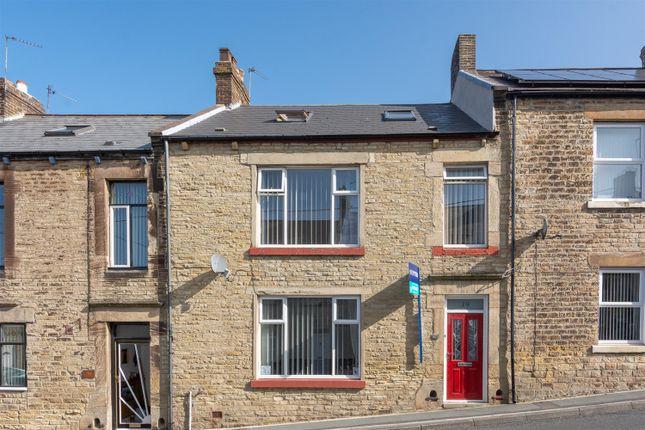 Thumbnail Terraced house for sale in Park Road, Consett