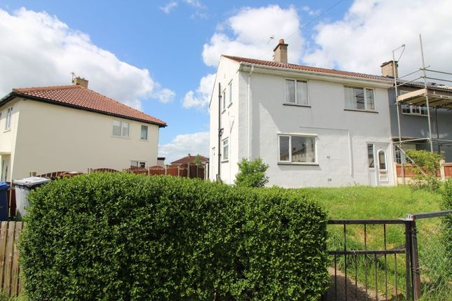 Thumbnail Semi-detached house to rent in Canberra Rise, Bolton-Upon-Dearne, Rotherham