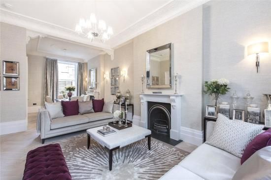 Thumbnail Flat for sale in 22 Kensington Gardens Square, London