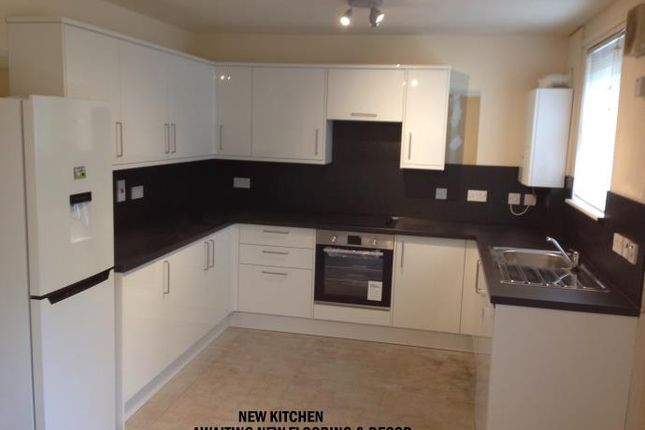 Thumbnail End terrace house to rent in The Orchard, Spital Walk, Aberdeen Close To Aberdeen University