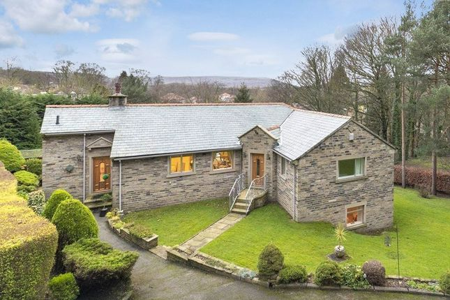 Thumbnail Detached house for sale in Bingley Road, Shipley, Bradford, West Yorkshire