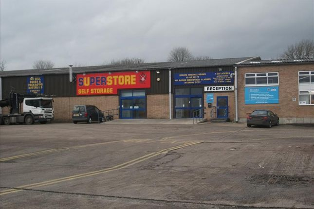 Thumbnail Warehouse for sale in Wilson Road, Wigston