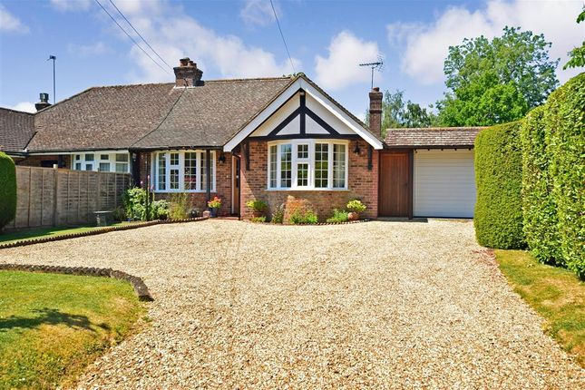 Thumbnail Semi-detached bungalow for sale in Cox Green, Rudgwick, Horsham, West Sussex
