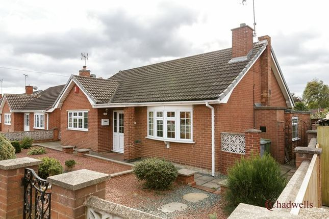 Thumbnail Bungalow for sale in Kennedy Court, Walesby, Newark