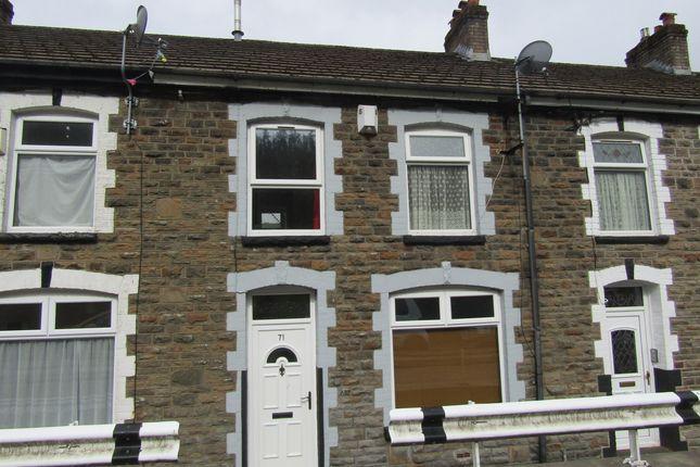 Thumbnail Terraced house for sale in Edward Street, Ferndale