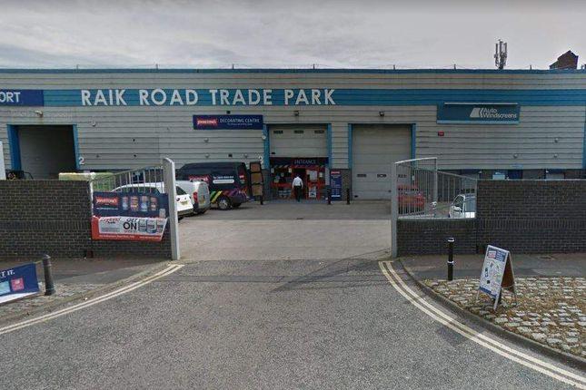 Thumbnail Light industrial to let in Raik Road, Aberdeen
