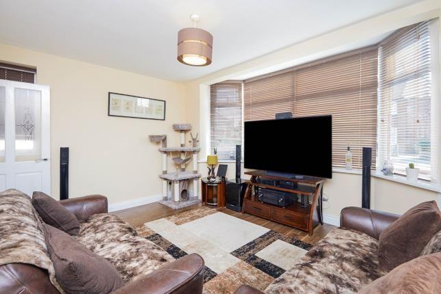 Lounge of Coleridge Street, Derby, Derbyshire DE23