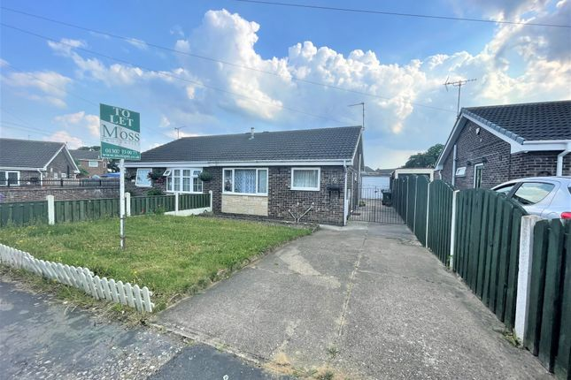 Thumbnail Semi-detached bungalow to rent in Locking Drive, Armthorpe, Doncaster