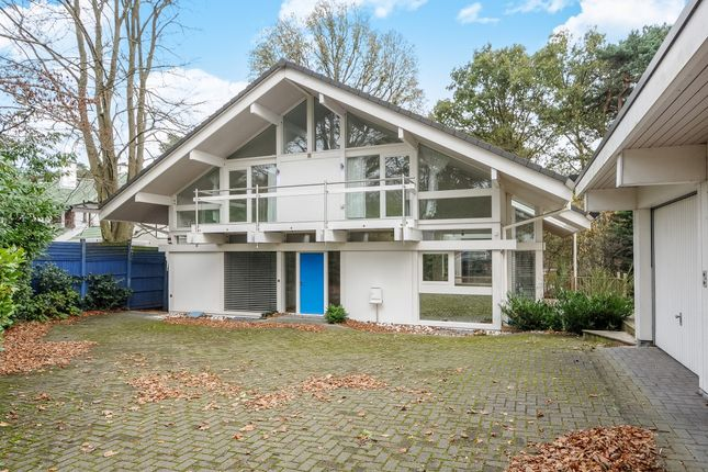 Thumbnail Detached house to rent in Crawley Drive, Camberley