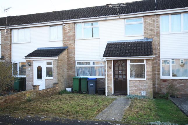 Thumbnail Terraced house to rent in Swinburne Place, Royal Wootton Bassett, Wiltshire