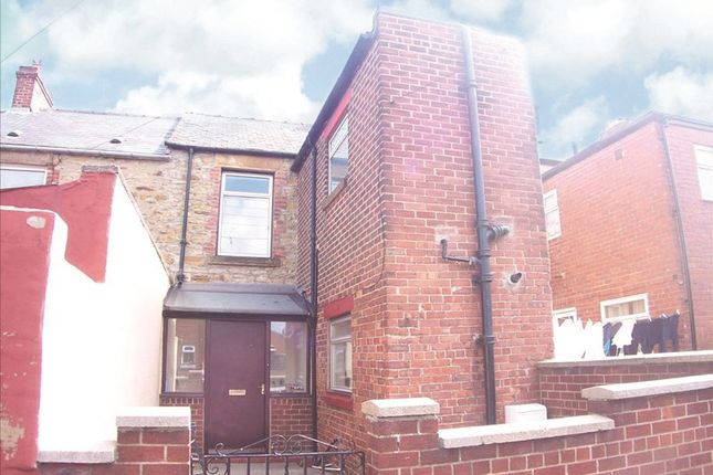 Thumbnail Terraced house for sale in Park Terrace, Leadgate, Consett
