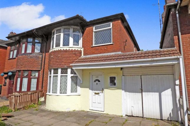 Semi-detached house for sale in Victoria Road, Hanley, Stoke-On-Trent