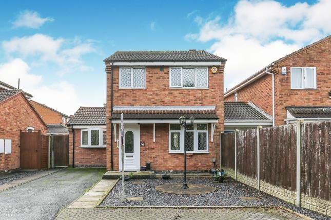 Thumbnail Link-detached house for sale in Kingfisher View, Stechford, Birmingham, West Midlands