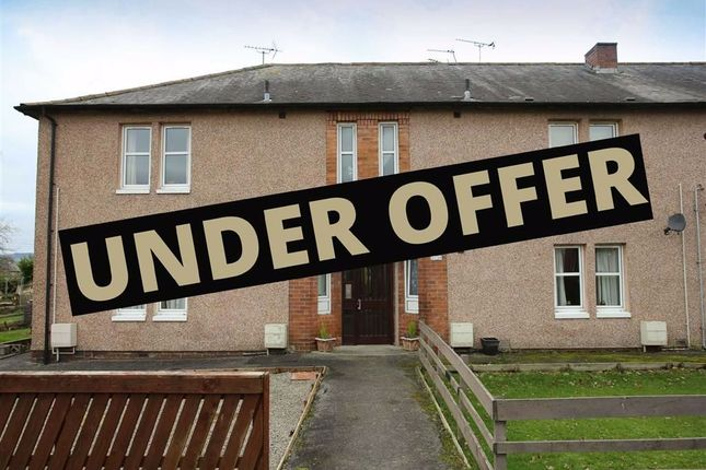 Thumbnail Flat for sale in Brodie Avenue, Dumfries
