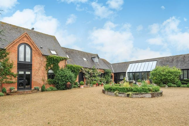 Thumbnail Detached house for sale in Salford Priors, Evesham, Worcestershire