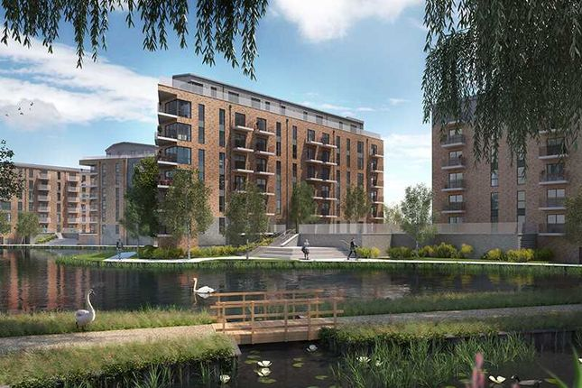 Thumbnail Flat to rent in William Mundy Way, Mill Pond Road, Dartford