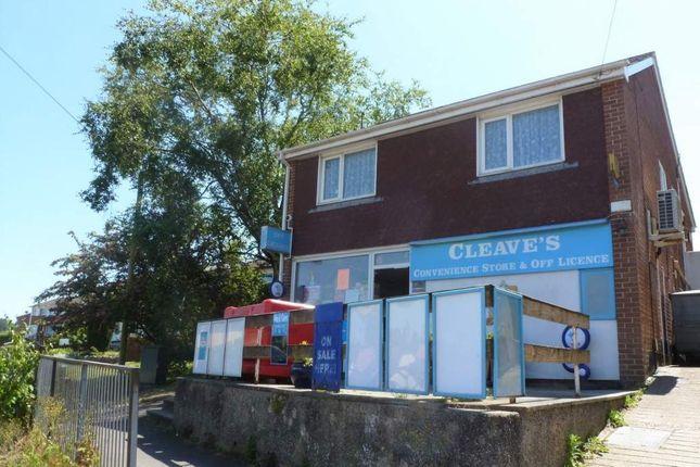 Thumbnail Retail premises for sale in Newton Abbot, Devon