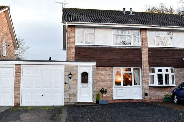 3 bed semi-detached house for sale in Avondale, Droitwich Spa, Worcestershire WR9