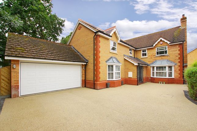 Thumbnail Detached house for sale in Dryleaze, Yate, Bristol