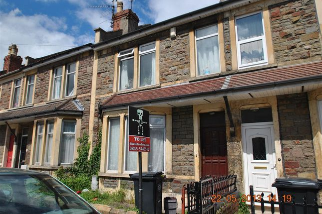 5 bed terraced house to rent in Radnor Road, Horfield, Bristol BS7