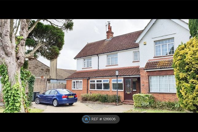 Thumbnail Detached house to rent in Eastbourne Road, Willingdon, Eastbourne