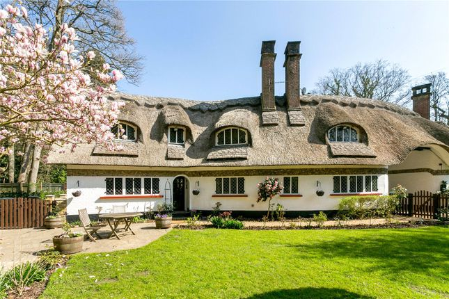 Thumbnail Semi-detached house for sale in Pollardswood Cottages, Nightingales Lane, Chalfont St. Giles, Buckinghamshire