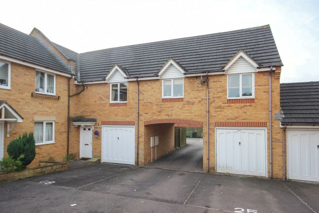2 bed detached house to rent in Champs Sur Marne, Bradley Stoke, Bristol BS32