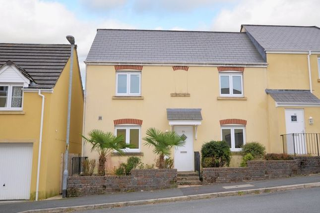 Thumbnail Property to rent in Lady Beam Court, Kelly Bray, Callington