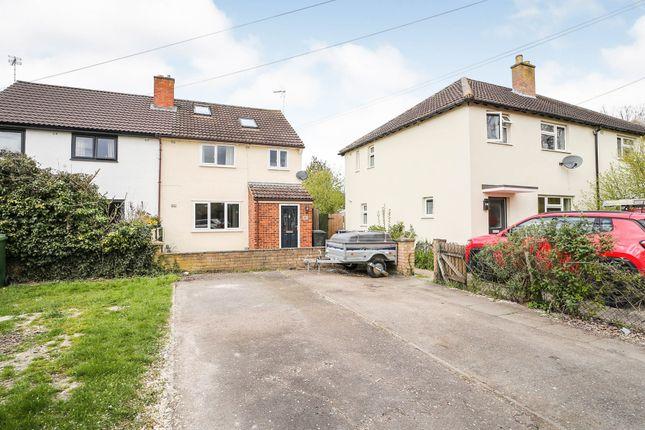Thumbnail Semi-detached house for sale in Keates Road, Cherry Hinton, Cambridge