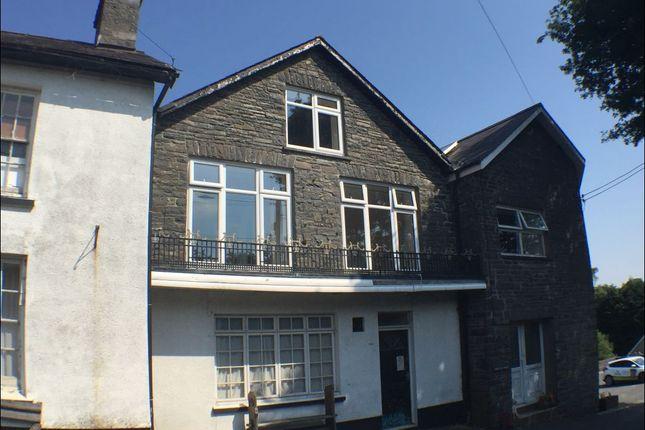 Thumbnail Duplex to rent in Commercial Inn Flat, Cilcennin