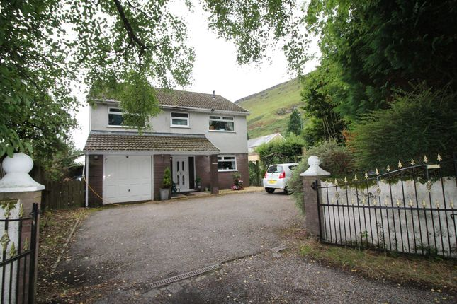 Thumbnail Detached house for sale in Pochin Villa, Pochin, Tredegar