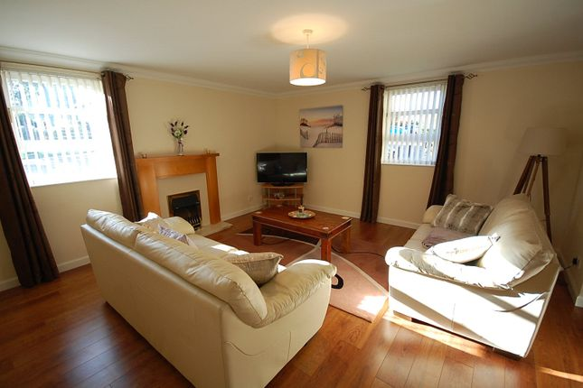 Thumbnail Flat to rent in 1B Western Cross, Anderson Drive, Aberdeen